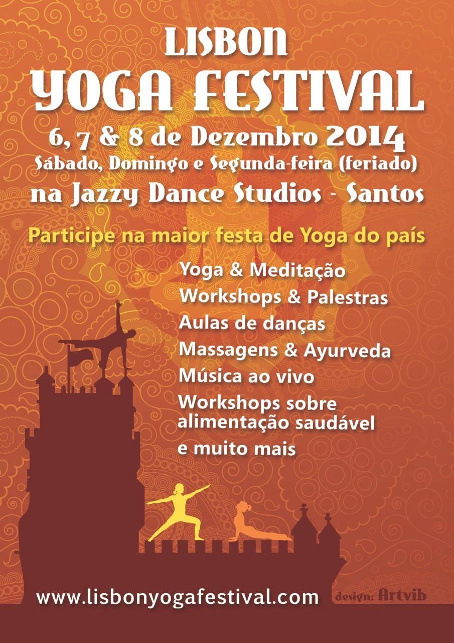 Lisbon Yoga Festival ®