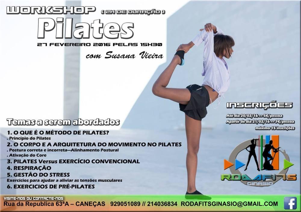workshop, pilates, correção postura, lisboa, aulas