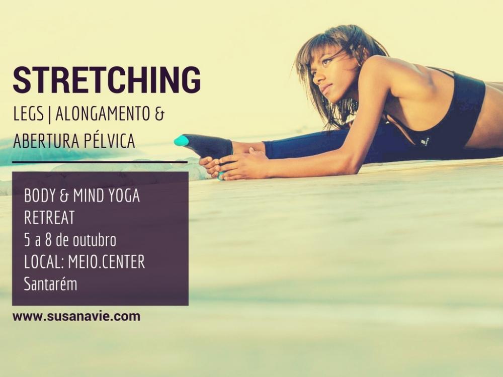 retiro, yoga, abertura pélvica, alongamentos, descontração, relaxamento, portugal, lisboa